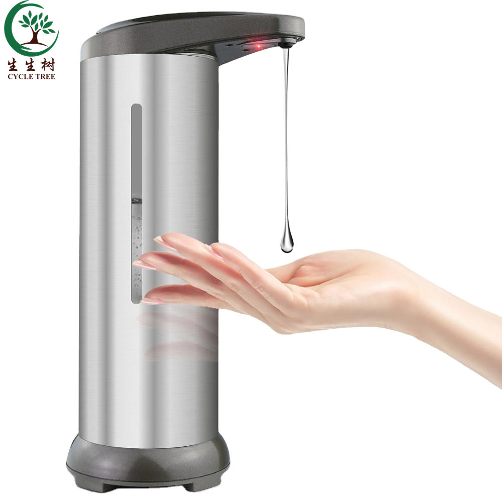 Stand Wall Mounted Liquid Hand Sanitizer Dispenser Gel Sensor Soap Dispenser Alcohol Sanitizer Spray