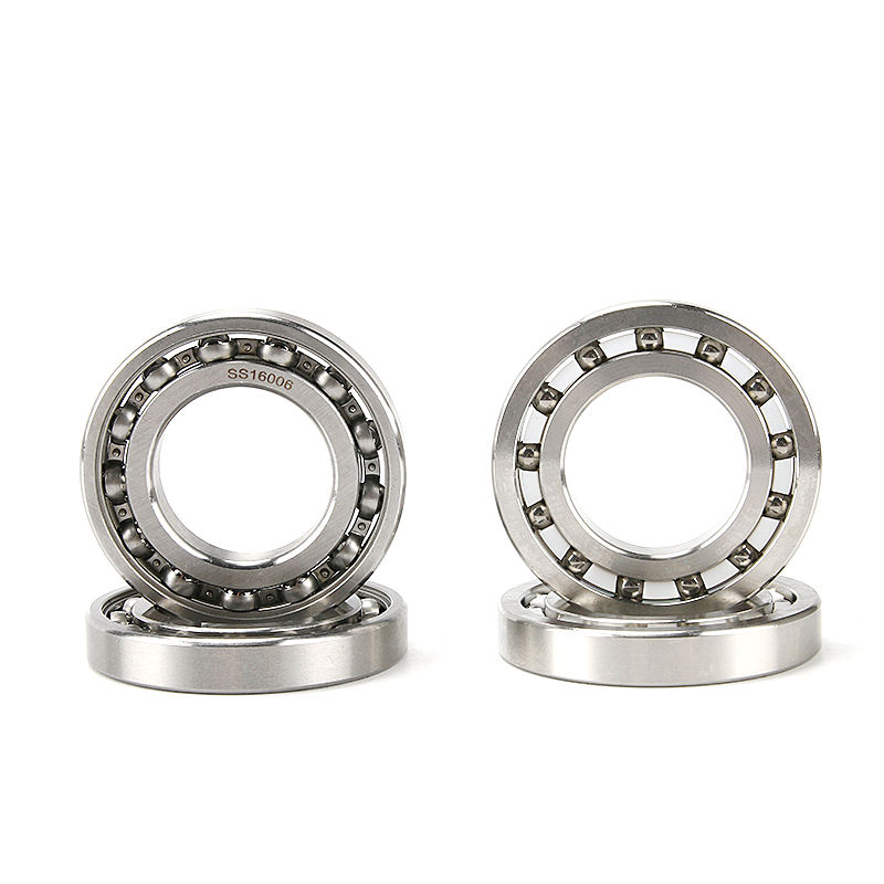 15*42*13mm material 440 316 stainless steel inox deep groove ball bearings S6302zz S6302-2rs 6302