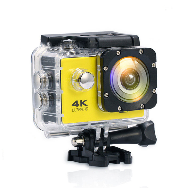 Action Camera 4 18k HD720P Wireless Livestream Sport Camera Waterproofビデオカム2.0インチLCD Screen 170 Lens