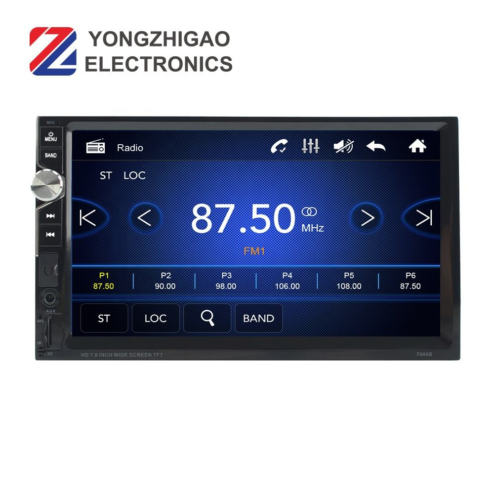 2020 Video 7 Hd Mp5 Player Stereo Classic <span class=keywords><strong>DVD</strong></span> 7 Zoll Universal Autoradio 1-Din