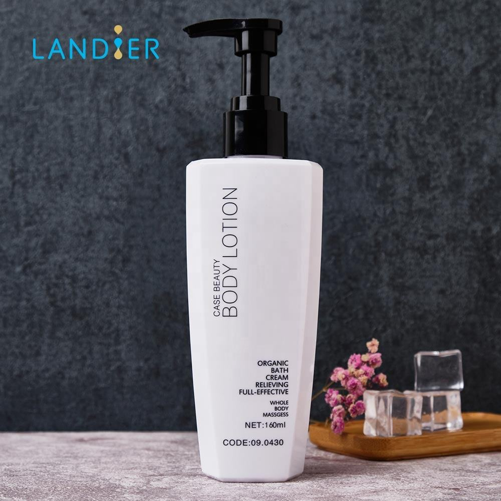 Private Label Skin Care Moisturizing Whitening Body Lotion Manufacturer