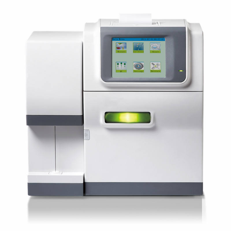 ICU Emergency blood fully automated electrolyte analyzer