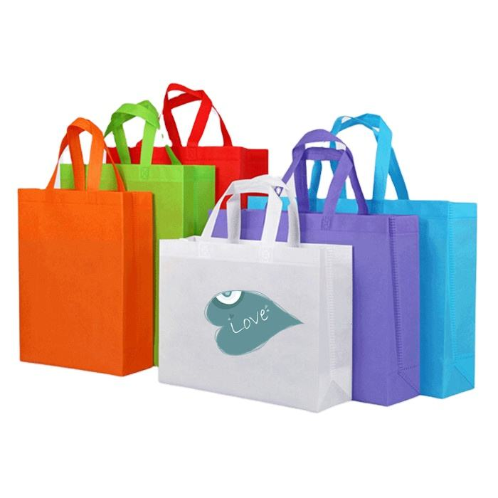 High-Quality Nonwoven Tote Bags & Grocery Totes wholesale