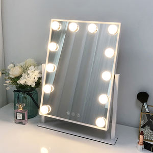 Best Seller 360 Degree Rotationd smart Vanity LED Hollywood Bathroom Makeup mirror with LED lights
