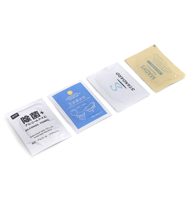 individually wrapped of airline adult wipes towel wholesale of airline facial wipes towel