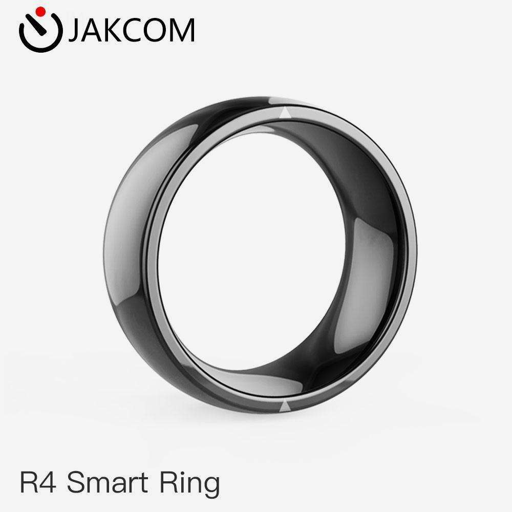 JAKCOM R4 Smart Ring of Smart Ring like heart rate and blood pressure wristband espa?ol best home system s2 wearable tracking