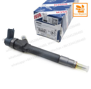 GENUINE AND BRAND NEW COMMON RAIL FUEL INJECTOR 0445110424, 0445110354, 12625220, 12650509, 35062001F FOR VM MOTORI ENGINE