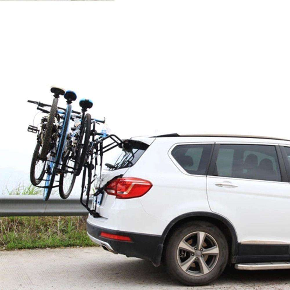 QC-02 bicycle rear car storage rack carrier car back bike holder