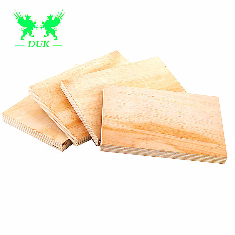 1250*2500mm 9mm HDO/MDO Underlayment Plywood For Template