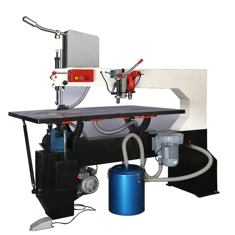 Automatic Wood Cutting Flat Jig Saw Machine for Die Making