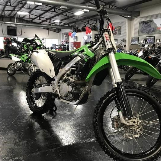 Fantastic Prices On Kawasaki KX450F