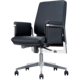 SL-1705B Luxury chassis 350 aluminum alloy feet 360 degree swivel gaming chair office pu chair