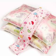 Wholesale Children's pillowcase 100 mulberry cartoon baby silk pillow case