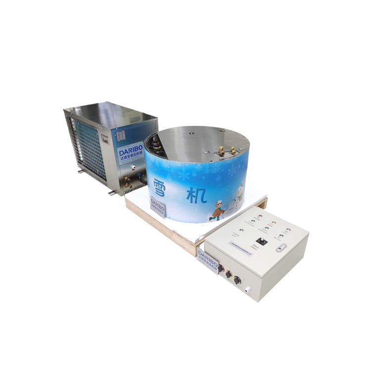 Professional automatic control flake ice machine