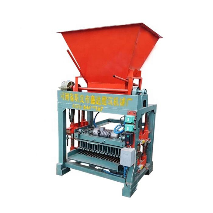 2020 year 220v new malaysia manual interlocking brick making machine