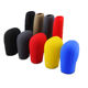 OEM Customized Manual Car Silicone Hand Brake Sleeve Antislip Handbrake Hand Brake Covers Stick Shift Knob Cover Car Accessories