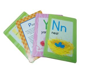 Tùy Chỉnh Flashcards Hộp In Ấn Flashcards Dịch Vụ In Ấn
