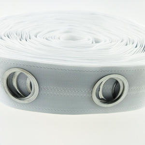Customized 75mm curtain ring tape with holes curtain accessories