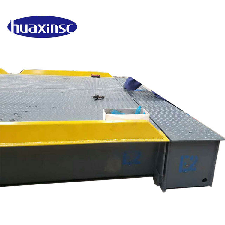 100 Ton Weighbridge China Truck Scales Weigh Bridge Scale Price 10-180t Electronic With U-shape structure