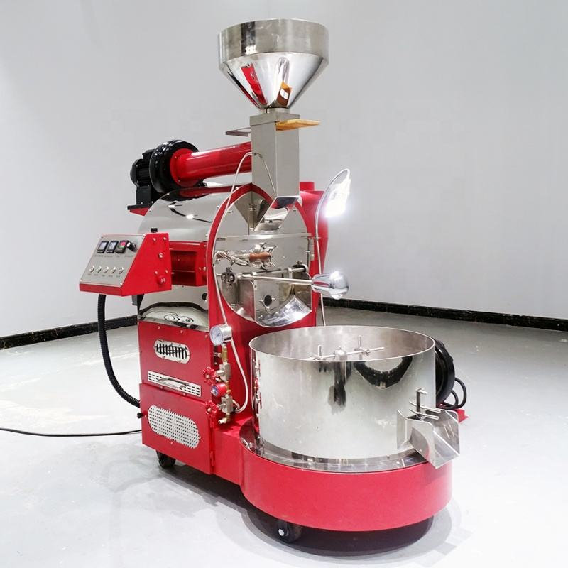 for sale 6kg Commercial Small Coffee Roaster with data logger