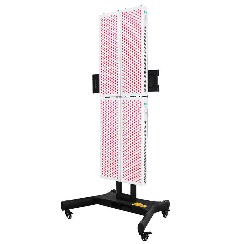 Beauty Skin Care Device 1500W Red Light LED Panel Bed 660nm 850nm Near Infrared Red Light Therapy