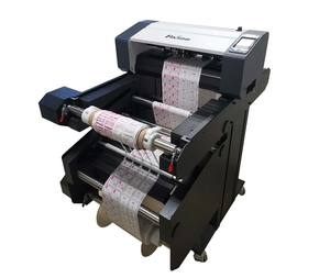 Foison Touch Screen Label Die Cutter, Roll to Roll Digital Label Cutter