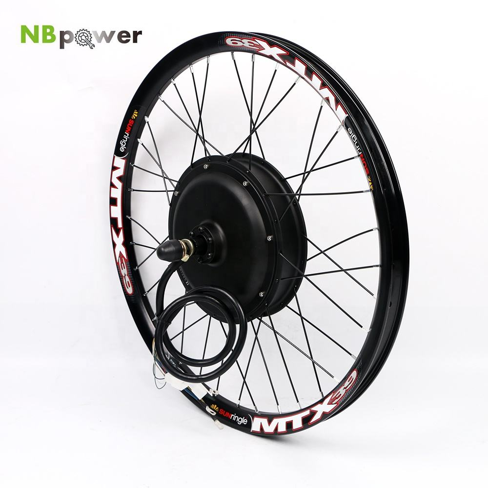 nbpower 48V1500w 2000w Electric Bike/Bicycle Hub Motor Electric Wheel Hub Motor for bicycle motorcycle