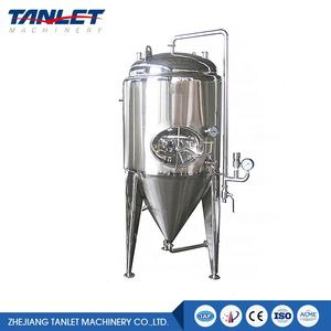 Wine beer processing machinery alcohol fermentation equipment