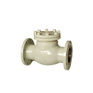 Wholesale Manual Operated Stainless Steel Flange Check Valve