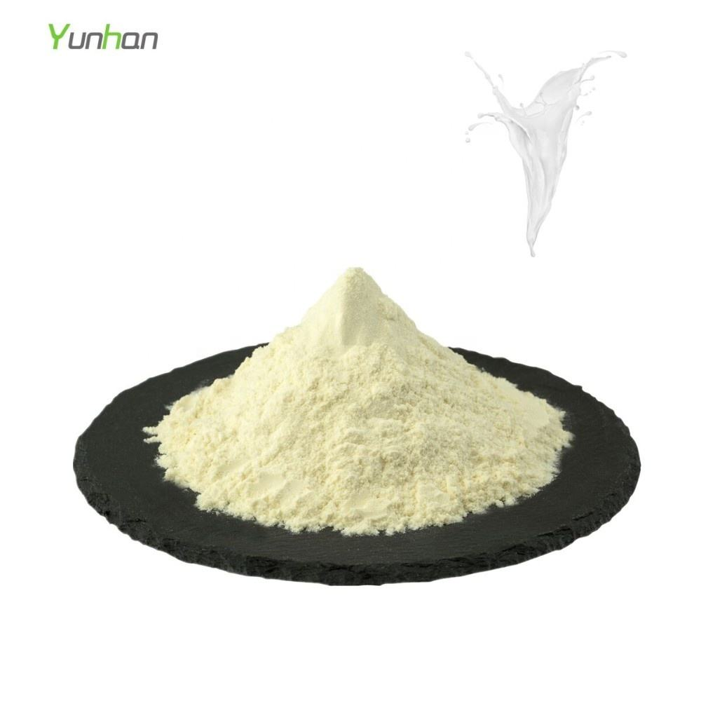 OEM Wholesale Raw Organic 80% WPC Whey Protein Powder