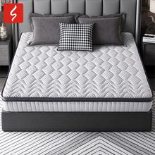 Asian mattress quilted cover sleep 140x220 spring mattress