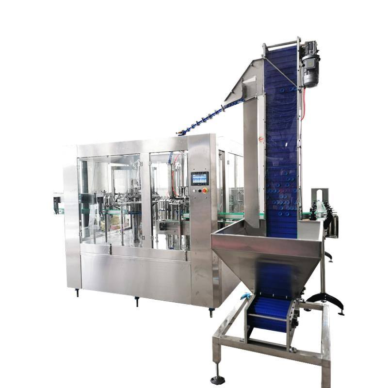 small business beverage water bottle filling line machine for drinking water
