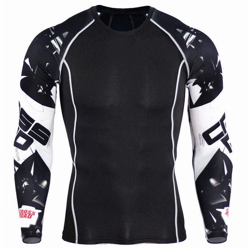High quality wholesale mma rashguard for men custom mma rash guard