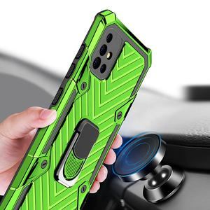 New Arrivals Phone Case with Kickstand for Samsung A91 A81 Case Strong Suction Full Protect Back Cover for Samsung A51 A41