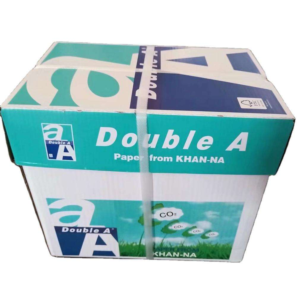 Hot sales Double A A4 Office Paper Copypaper 70g /75g/80g/A4 Copier Paper with good price
