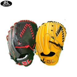 DL Custom Baseball Gloves Professional American Kip Leather Outfield  Gloves 12 inch  In Stocks