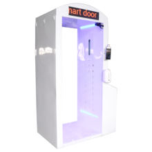 CE FCC  disinfection fog mist machine and disinfection channel disinfection spray gate