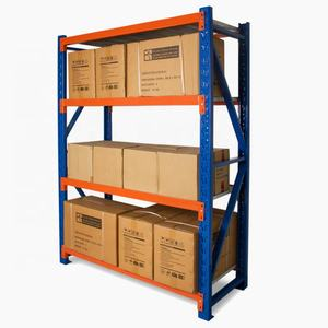 Factory hot sale Steel Stacking Racks Shelves Warehouse Storage