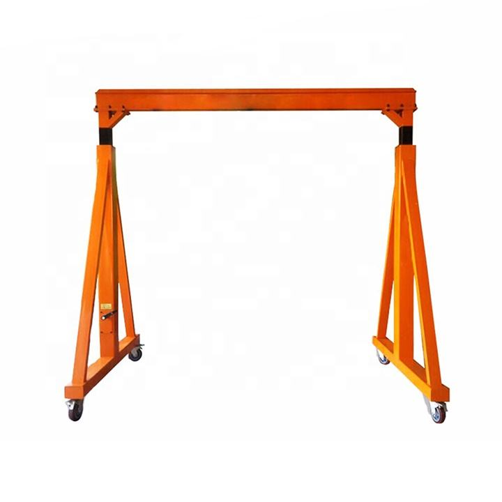 1ton 2ton 3ton 5ton 10ton used indoor small gantry crane/mobile gantry crane china /Frame Drawing Gantry Crane