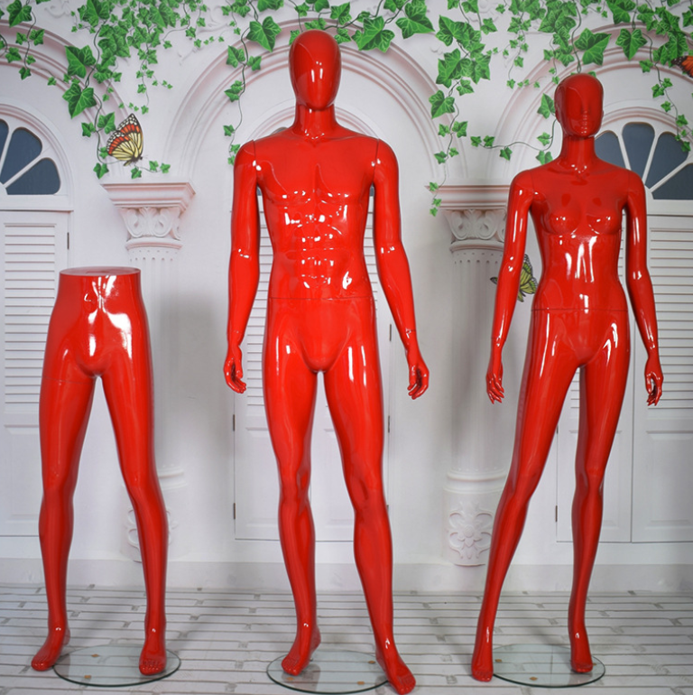 Groothandel Hoge Kwaliteit Wit Plastic Mannequins Mannen Abstracte Dummy <span class=keywords><strong>Model</strong></span>