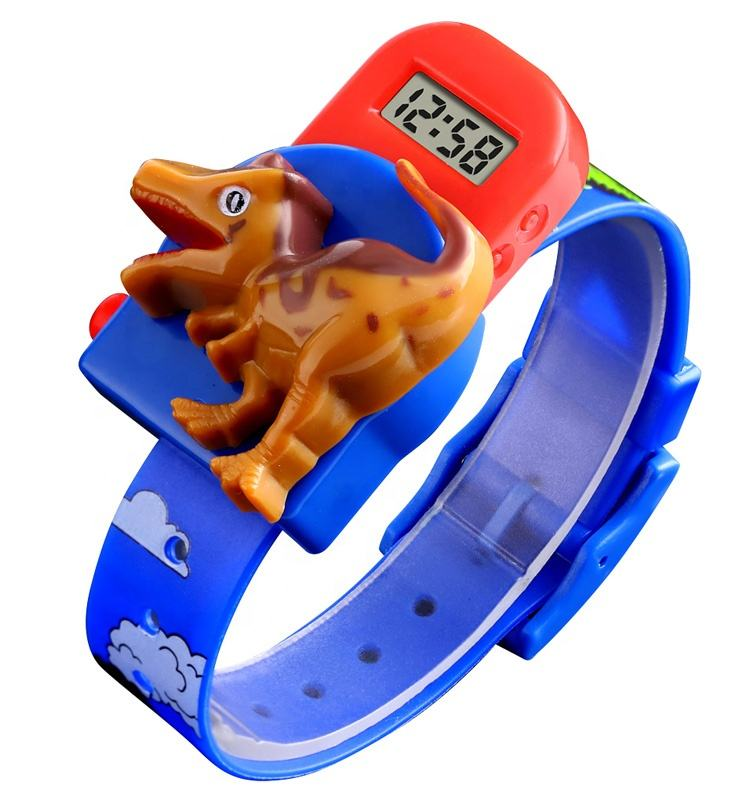 1468 skmei jam tangan watch for kids pvc band house carton time display