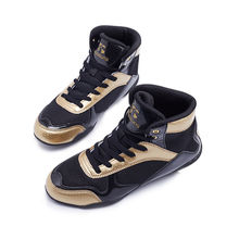 custom wholesale high top Boxing shoes martial arts training competition wear shoes