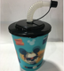400ml eco friendly PP plastic 3D lenticular drinking cup for kids