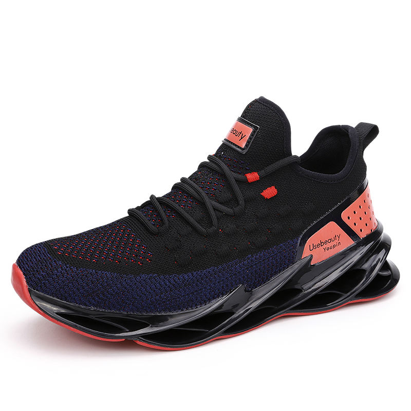 2020 Men's Sneakers Stylish Men Shoes Breathable non-slip Fashion Blade running shoes zapato hombre foot wear for men