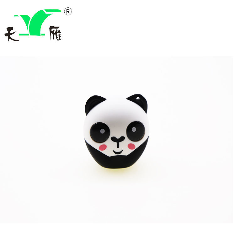 cute Animal panda Speaker with portable wireless function small size