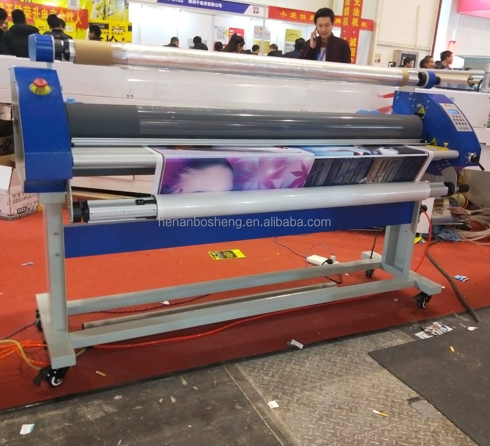 Flip Chart / Printed Picture 160CM Automatic Laminator on Sale