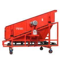 Mining Gravel Coal Sand Vibrating Screen Separator