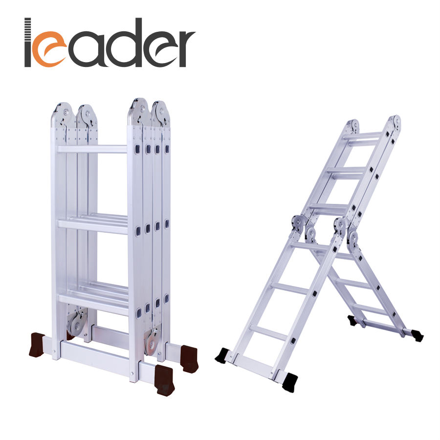 Top Selling Household Folding Aluminium Step Ladder