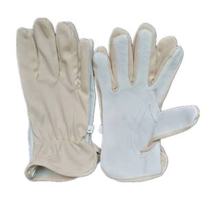 Kids leather welding gloves
