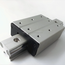 Dual-Axis Core Linear Guide LGD12 LGB12 LGB12-60L-2UU